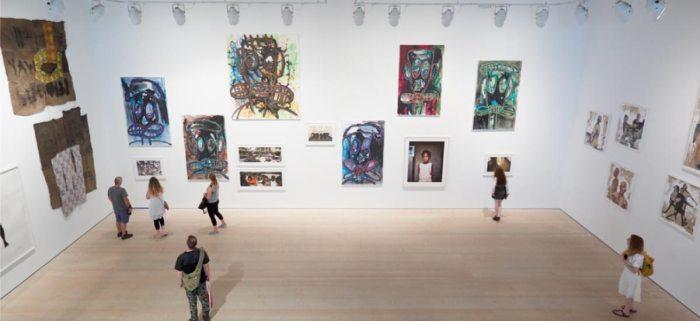 art gallery Online exhibition