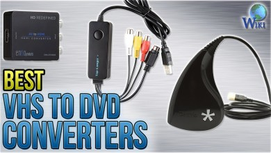 Photo of VHS to Digital Converter