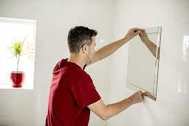 Photo of How to Hang Mirror on Hollow Door