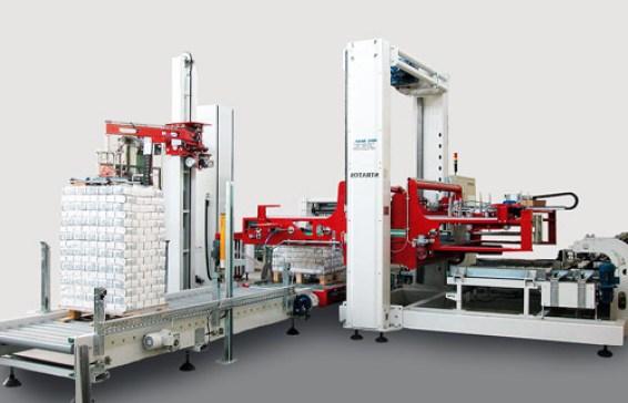Automatic Palletizer Machine
