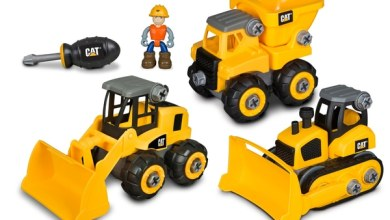 Photo of The Real Construction Toys from Cat Toys For Kids From 6 to 60