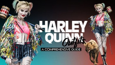 Photo of Harley Quinn Outfits: A Comprehensive Guide