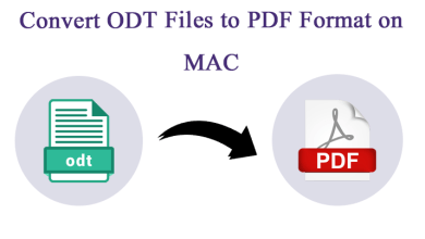 Photo of Convert & Print OpenOffice Document ODT Files on Mac OS