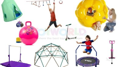 Photo of Tips For Choosing Safe Outdoor Toys for Kids & Their Advantages