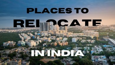 Photo of 7 Most Happening Places to Relocate in India
