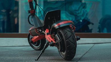 Photo of Foldable Electric Scooter For Adults