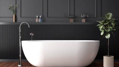 Photo of 4 Types Of Freestanding baths You Need To Know