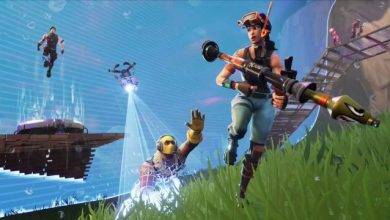 Photo of Hold Tight: There's A Fortnite Movie Coming