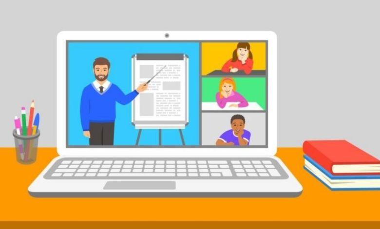 online class management