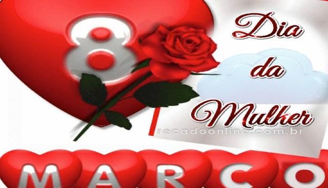 08 de Março – Dia da Mulher!
