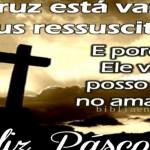 Jesus ressuscitou!