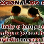 18/04 – Dia Nacional do Amigo