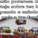 Deus abençoe a tua família!