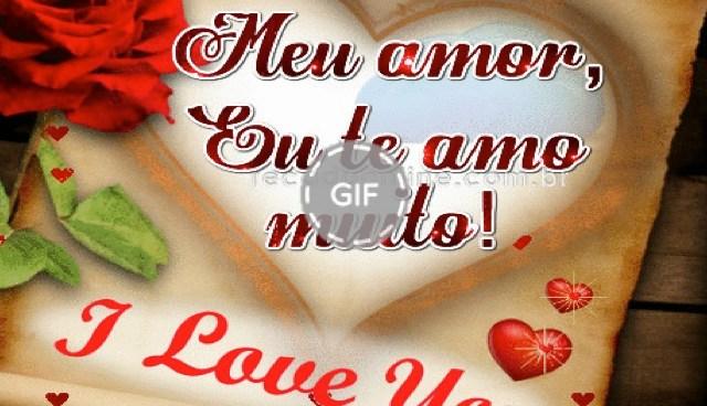 Meu amor…
