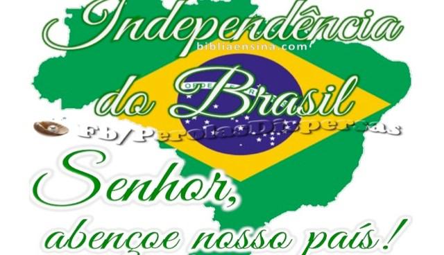 07/09 – Independência do Brasil