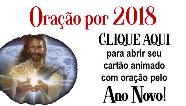 Oração por 2018
