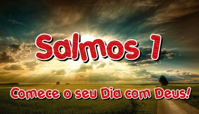 Salmo do Dia!