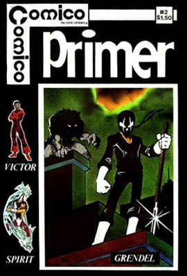 Image result for primer 2 comic