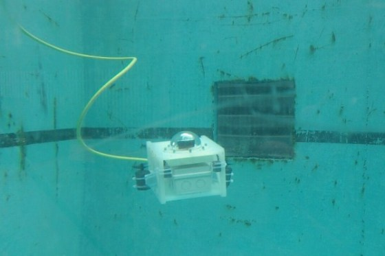 Developer Seeks Funding For Remotely Operated Underwater