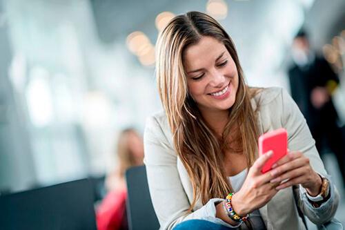venta de tiempo aire telcel en cualquier sitio solo con tu smartphone
