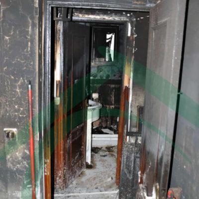 puertas-y-paramentos-afectados-por-incendio