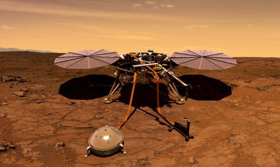 InSight: un piano per non far fallire la missione