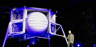 Il lander di Blue Origin, Blue Moon