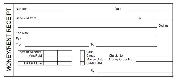 Doc480219 Receipt Word Receipt Templates 99 Similar Docs – Rent Receipt Uk