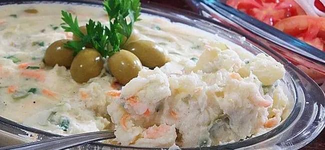 Salada de Maionese Tradicional