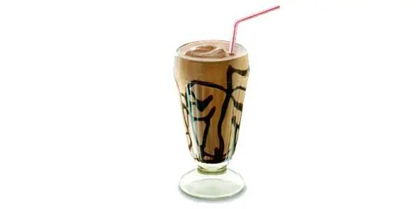 Milk Shake de Chocolate