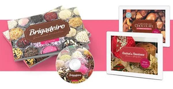 Curso Brigadeiro Gourmet: Material