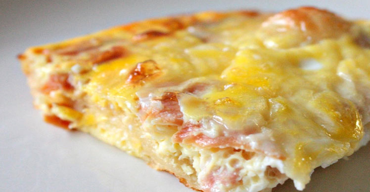 Receita de Omelete de Forno