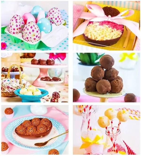 Como fazer bombons, trufas e chocolates caseiros
