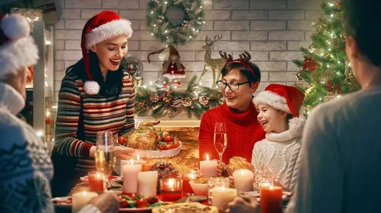 Mesa da Ceia de Natal: Receitas