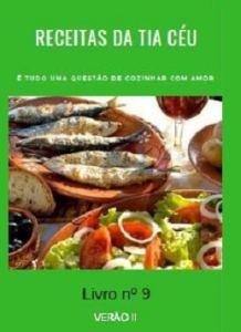 Livro9 Receba os livros de cozinha das Receitas da Tia Céu