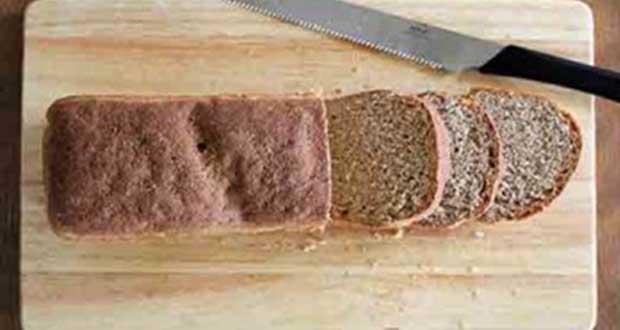 Receita de Pão Integral - Pão Fácil com Queijo Reino Tirolez