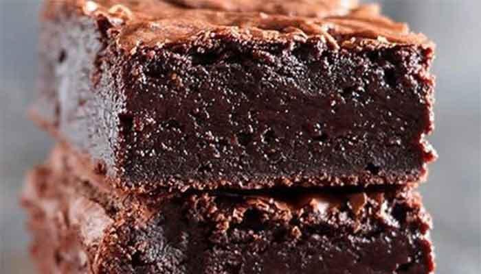 Brownie de Nutella com Extrato de Baunilha