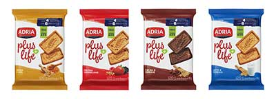 Adria Plus Life A Nova Linha de Biscoitos Integrais 3 - Adria Plus Life: A Nova Linha de Biscoitos Integrais
