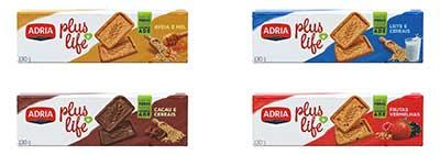 Adria Plus Life A Nova Linha de Biscoitos Integrais 4 - Adria Plus Life: A Nova Linha de Biscoitos Integrais