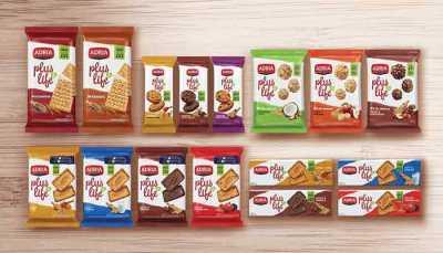 Adria Plus Life: A Nova Linha de Biscoitos Integrais