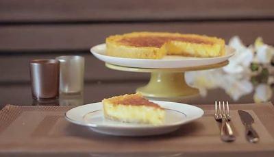 Como Fazer Torta Três Queijos