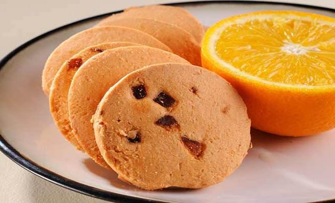 Como fazer Biscoito de Laranja
