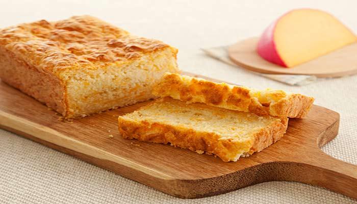 Pão Fácil com Queijo Reino Tirolez