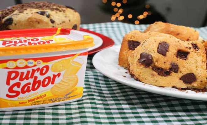 Quer Aprender a Fazer Chocotone Caseiro? Como Fazer Chocotone de Natal