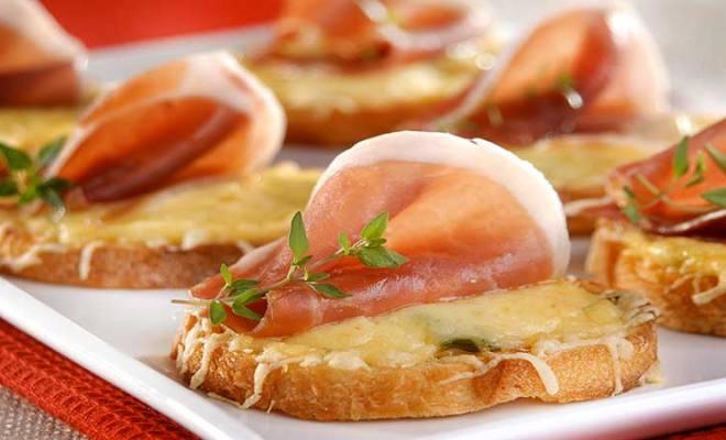 Receita Deliciosa de Bruschetta de Estepe