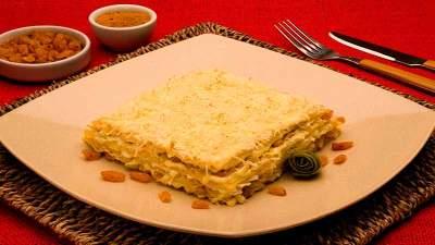 Deliciosa Receita de Lasanha Indiana