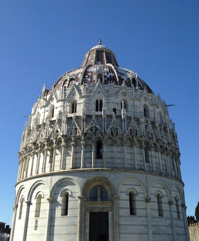 Batistério - Pisa