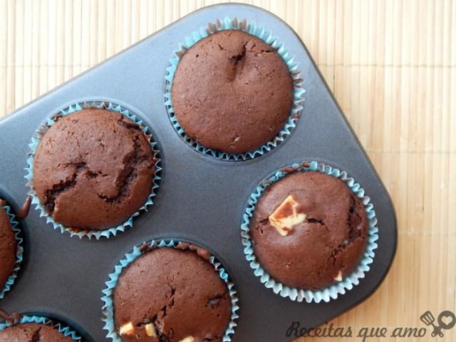 Bolo Triple Chocolate