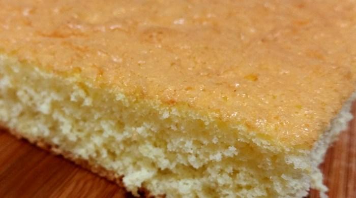 Como fazer pão de ló