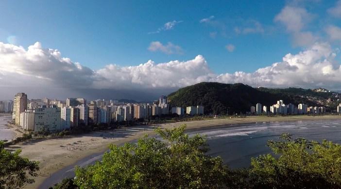 Vlogs em Santos